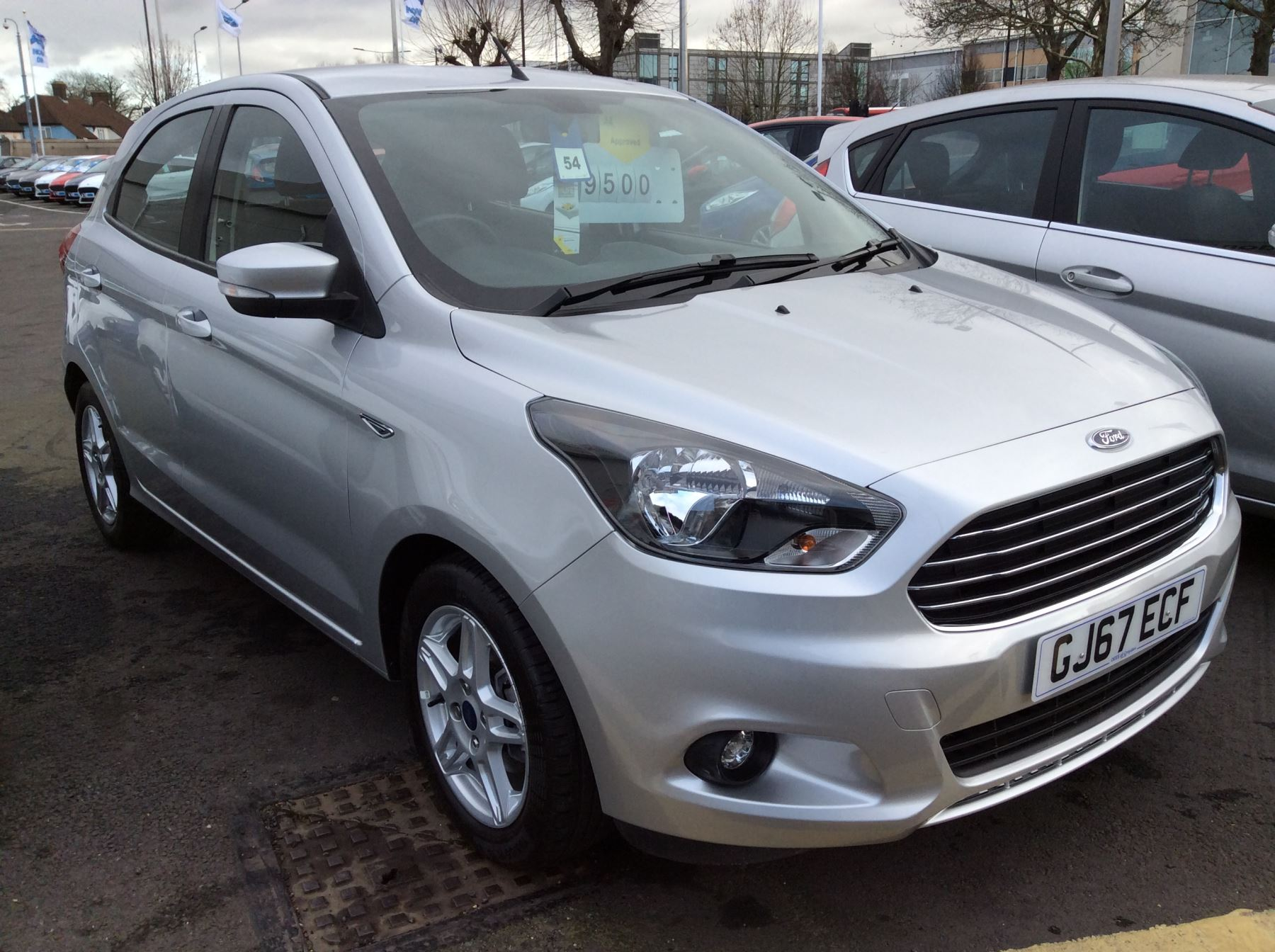 Used Ford Ka Plus Fiat And Jeep Oldham Motors Cars For Sale