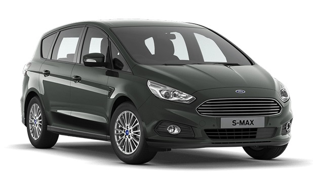 Ford S-Max 2.0 TDCi Zetec 120PS