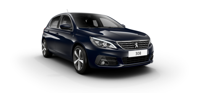 Peugeot 308 1.5 BlueHDi 130 Allure 5dr