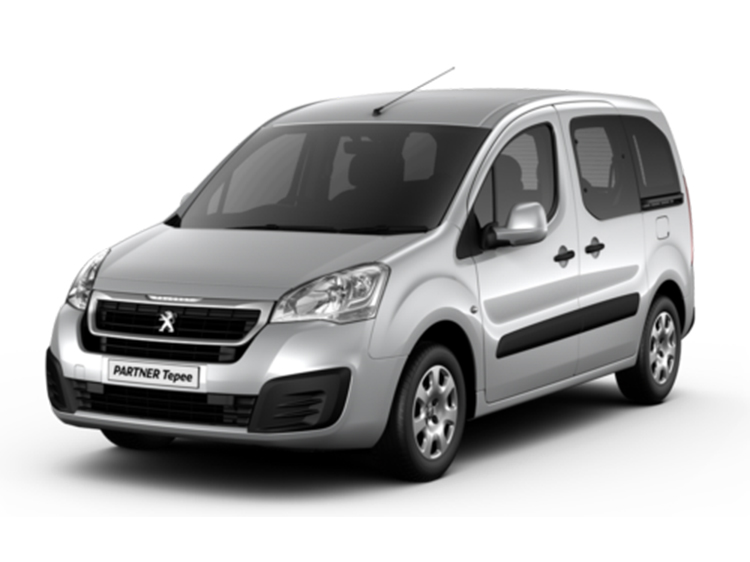 Peugeot Partner Tepee 1.6 VTi 98 Active 5dr