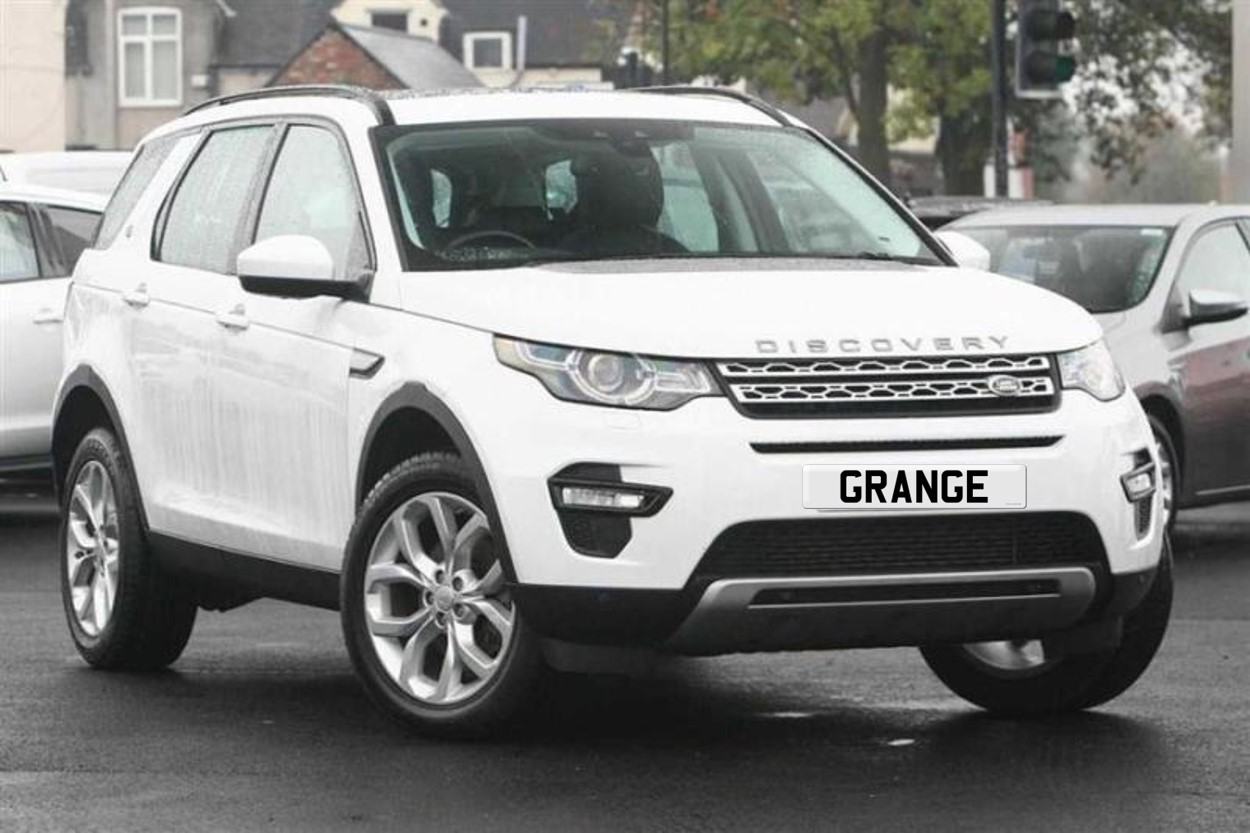 Land Rover Discovery Sport 2.2 SD4 HSE 5dr Diesel 4x4 (2015) image