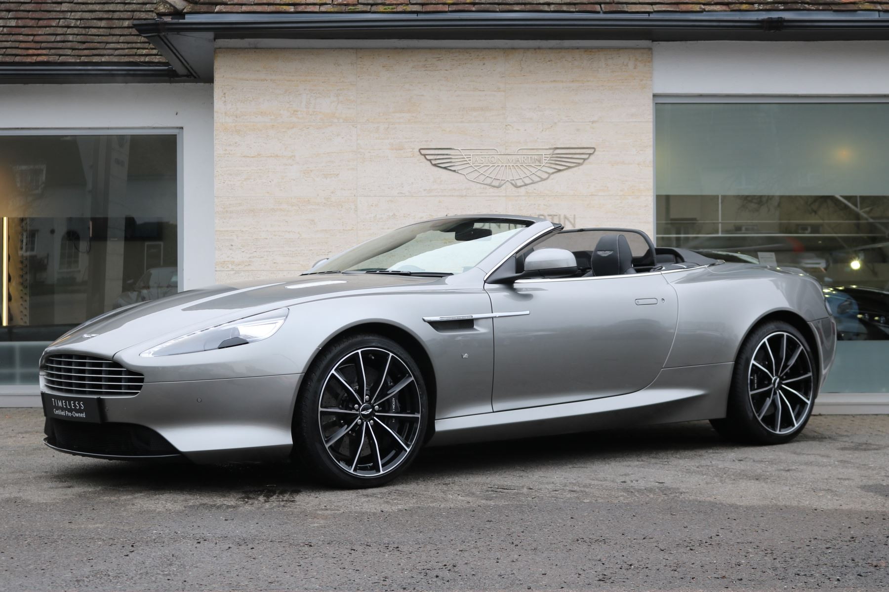 Aston Martin DB9 V12 GT 2dr Volante Touchtronic 5.9 Automatic Convertible (2017) image