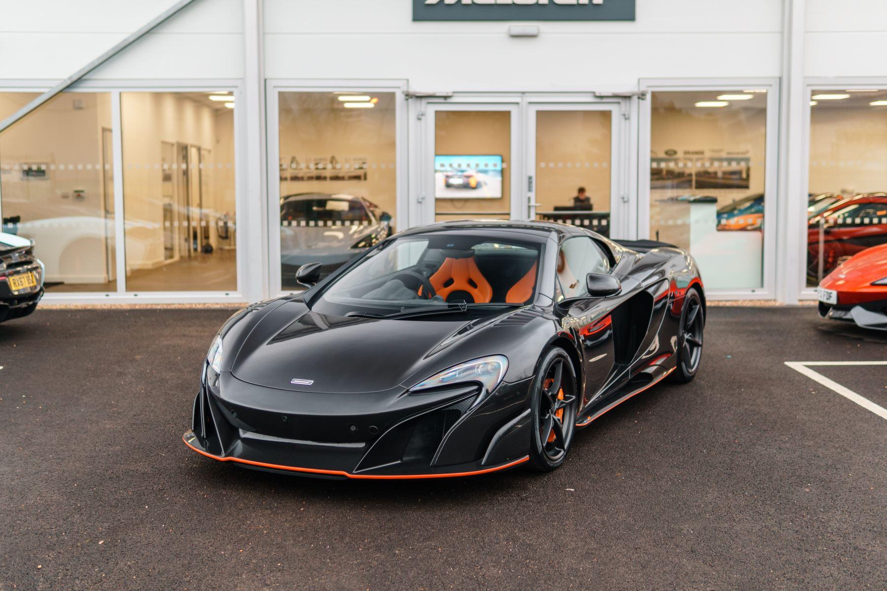 McLaren 675LT Spider MSO Carbon Series image 2