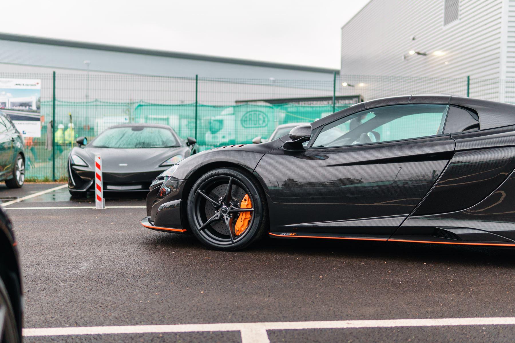 McLaren 675LT Spider MSO Carbon Series image 4