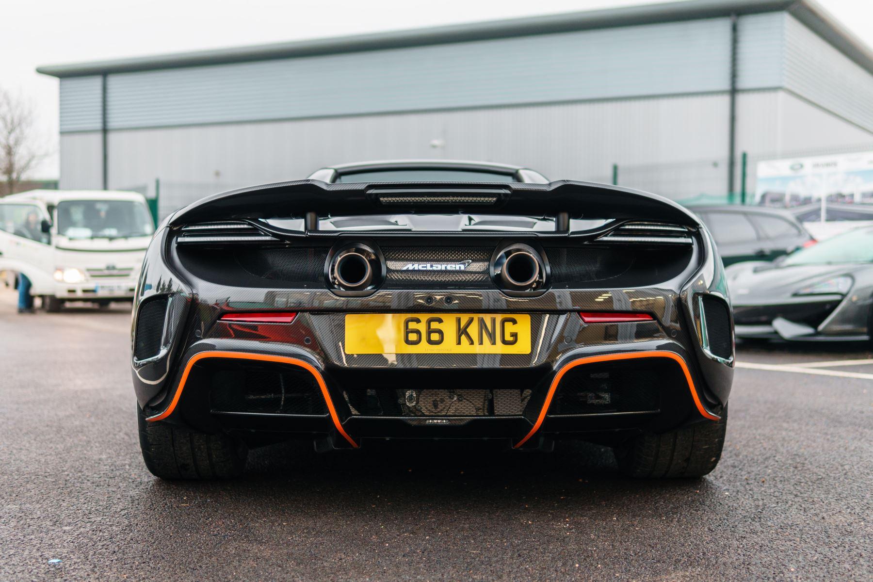 McLaren 675LT Spider MSO Carbon Series image 6