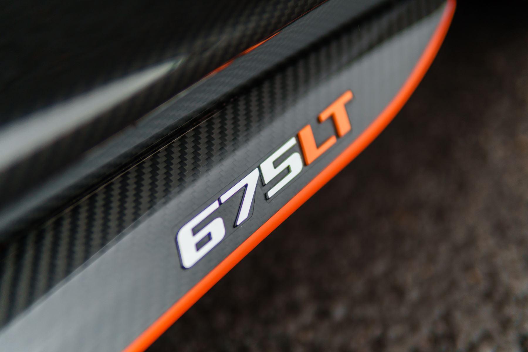 McLaren 675LT Spider MSO Carbon Series image 8