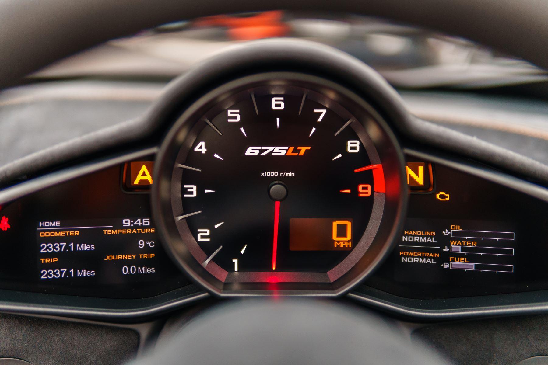 McLaren 675LT Spider MSO Carbon Series image 25