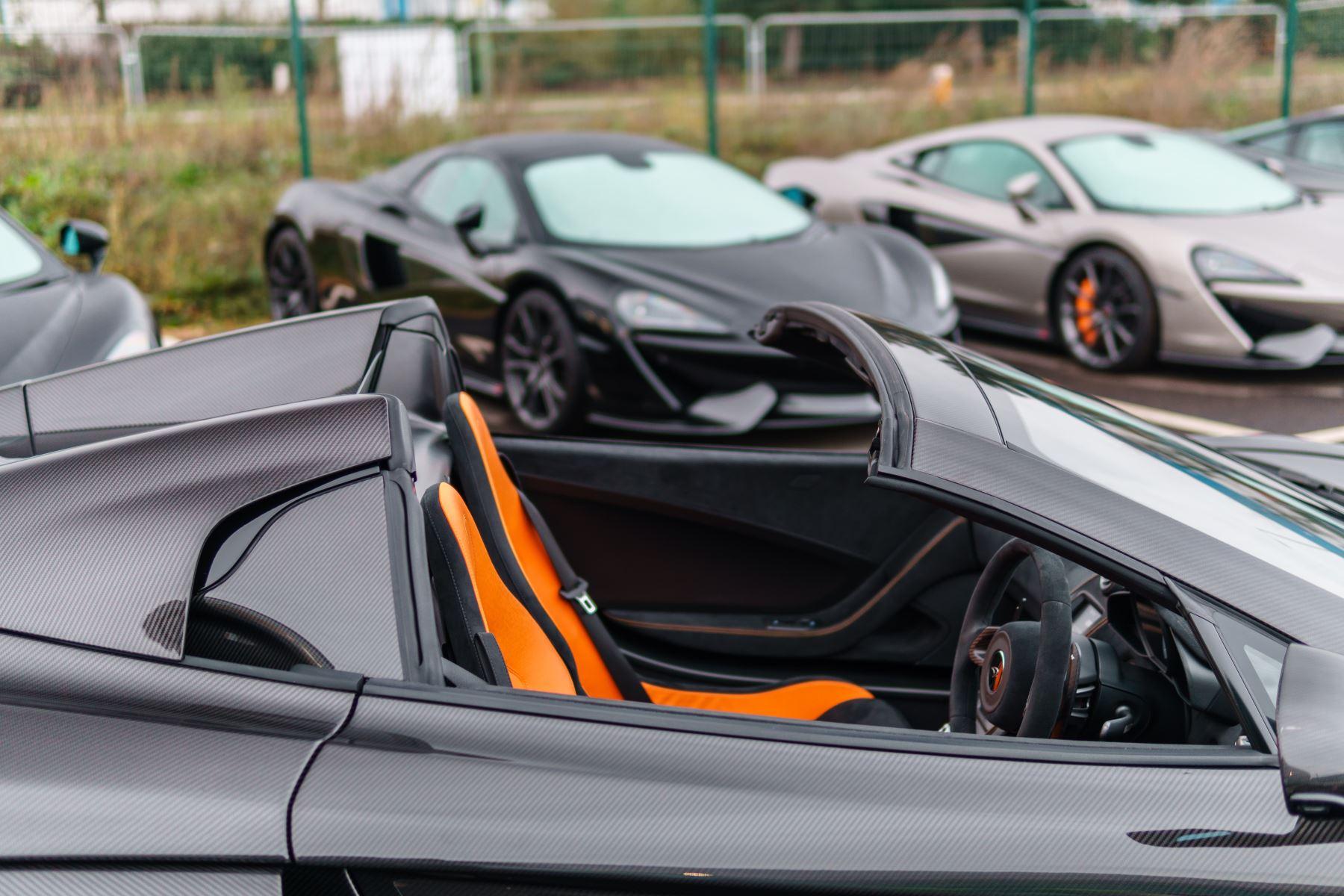 McLaren 675LT Spider MSO Carbon Series image 36