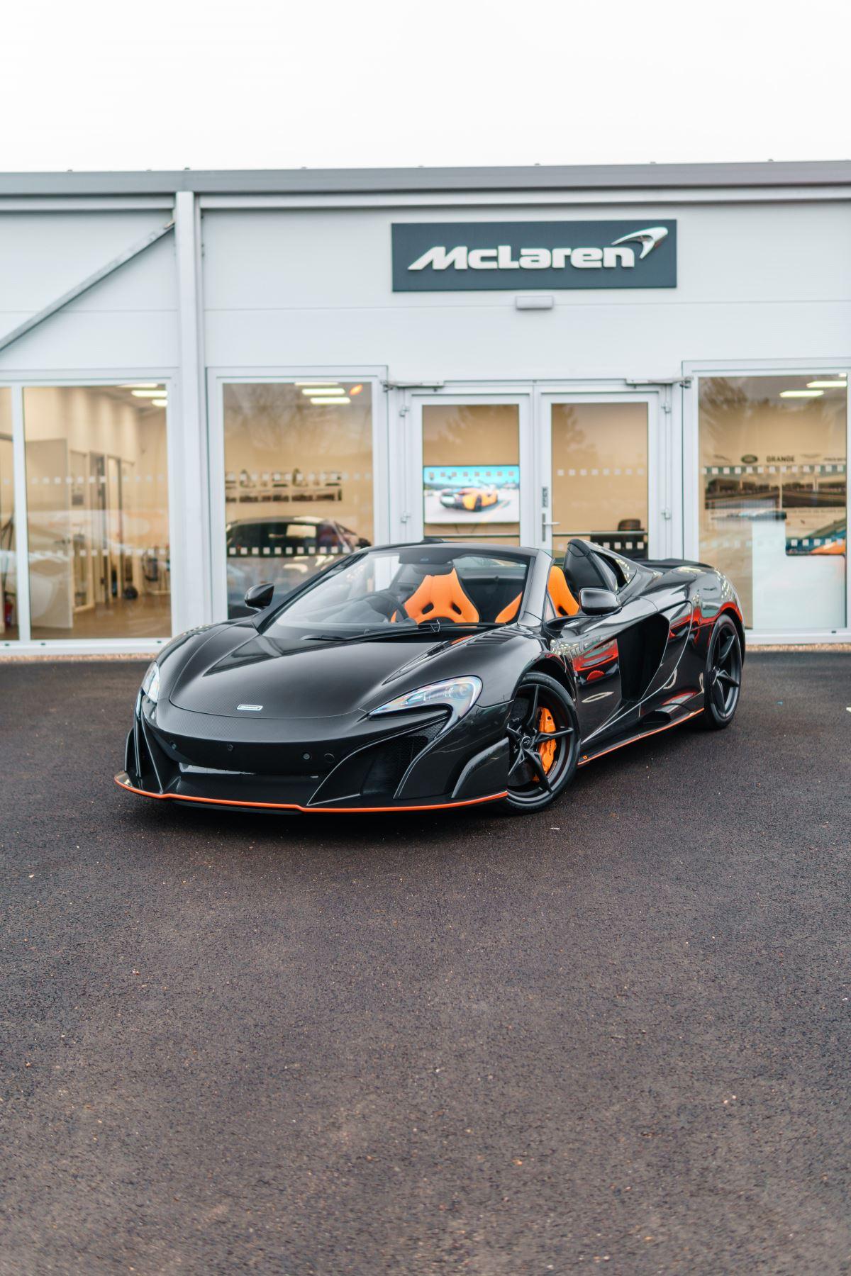 McLaren 675LT Spider MSO Carbon Series image 37