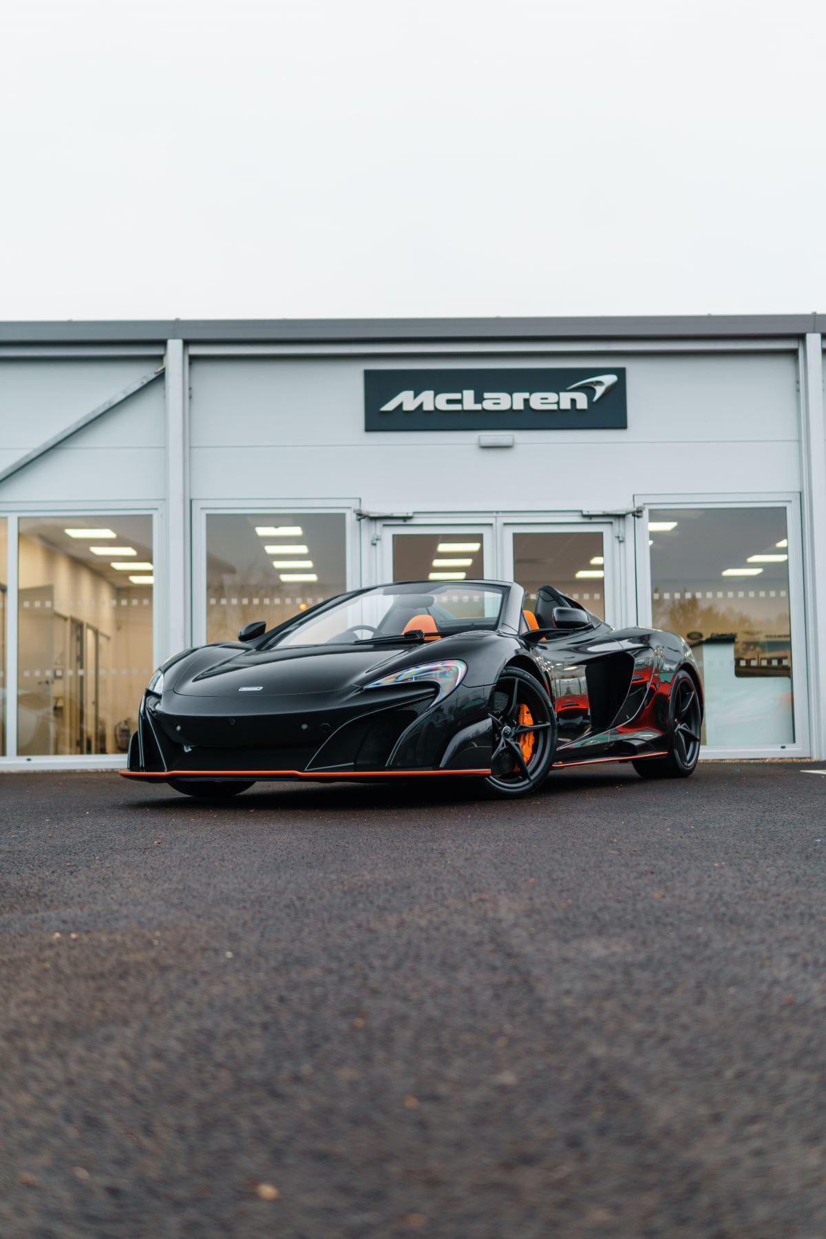 McLaren 675LT Spider MSO Carbon Series image 40