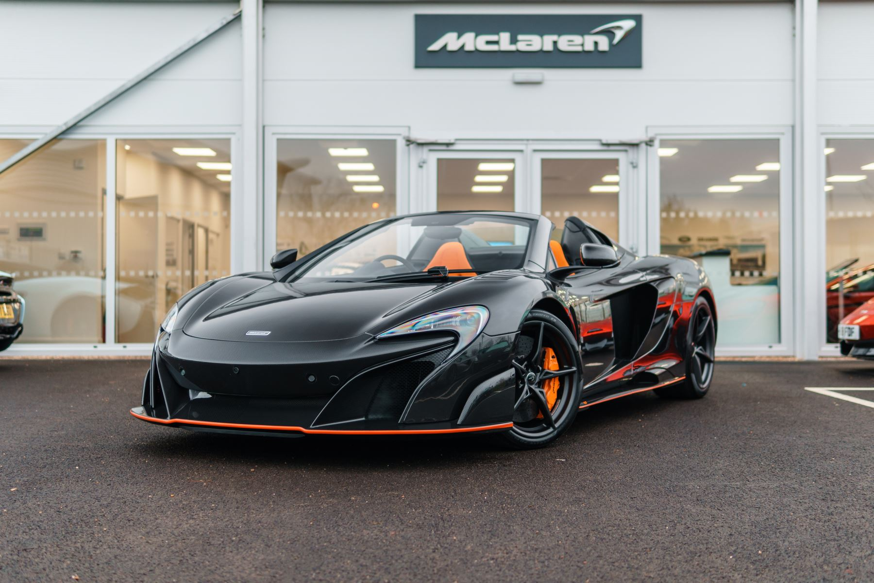 McLaren 675LT Spider MSO Carbon Series image 42