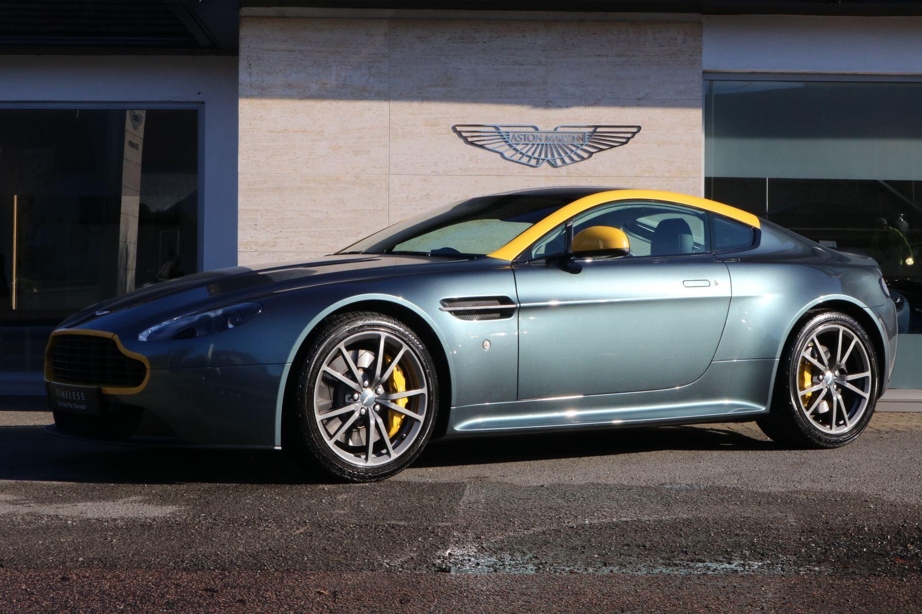 Aston Martin Vantage N430 N430 2dr 4.7 3 door Coupe (2015) image