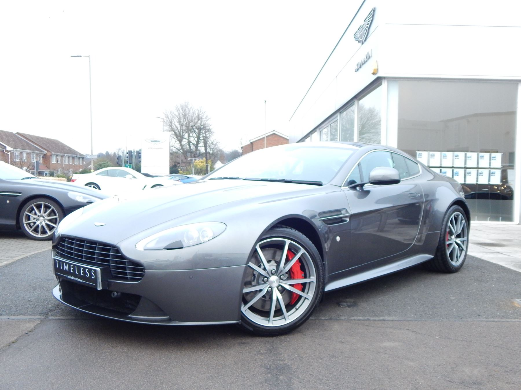 Aston Martin V8 Vantage S Coupe S 2dr 4.7 3 door Coupe (2017)