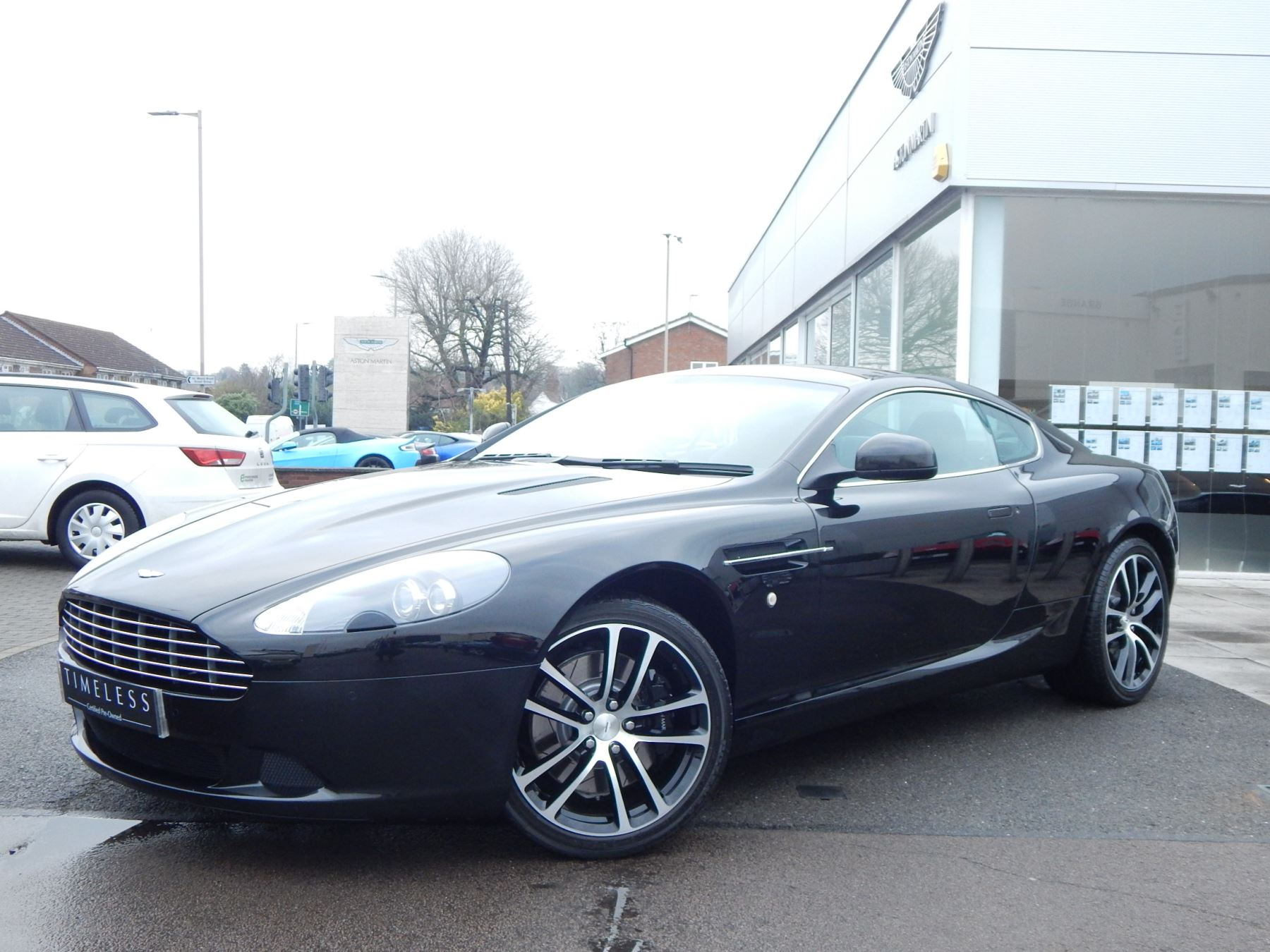 Aston Martin DB9 V12 2dr Touchtronic [470] 5.9 Automatic Coupe (2012) image