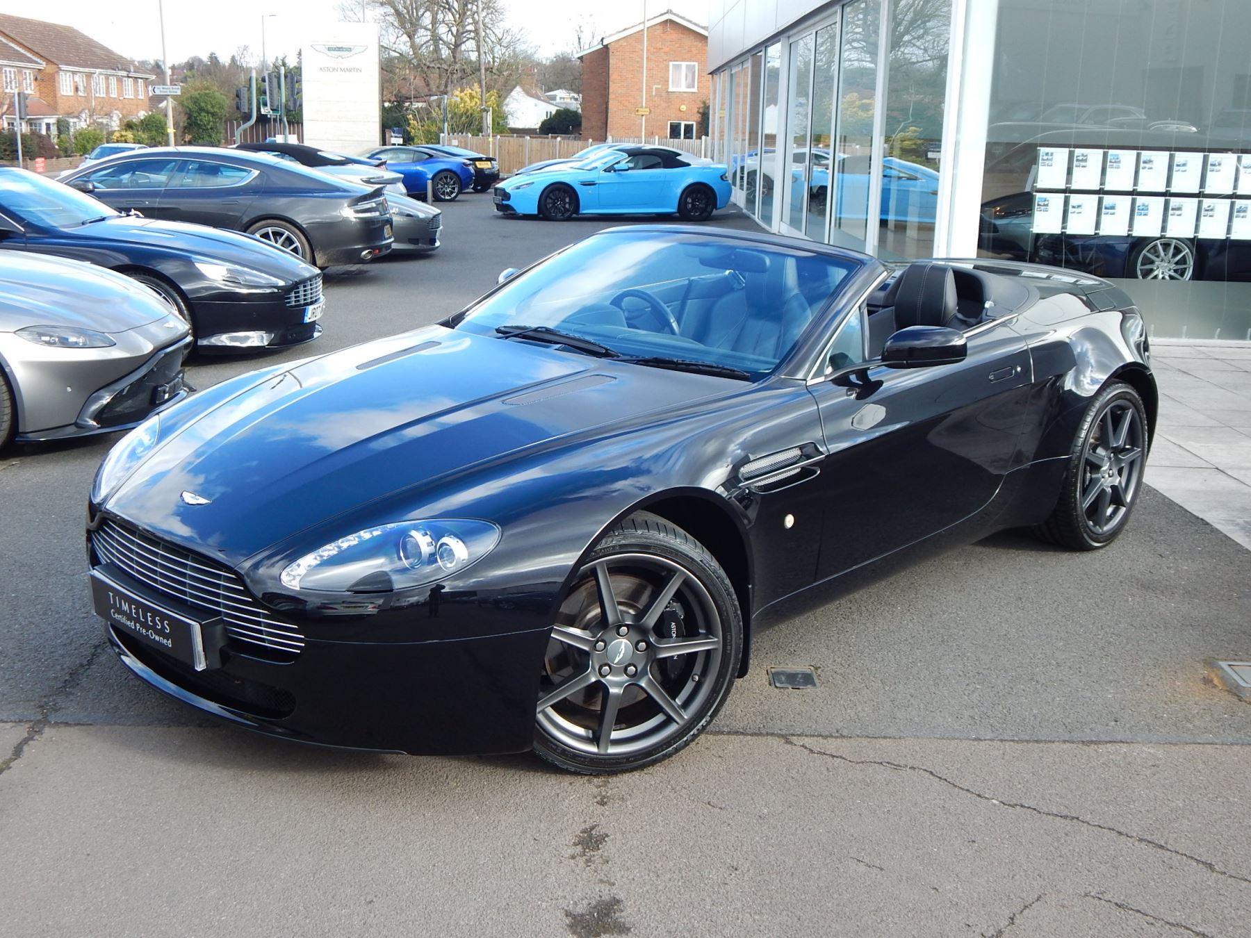 Aston Martin V8 Vantage Roadster 4.3 V8 Roadster image 2