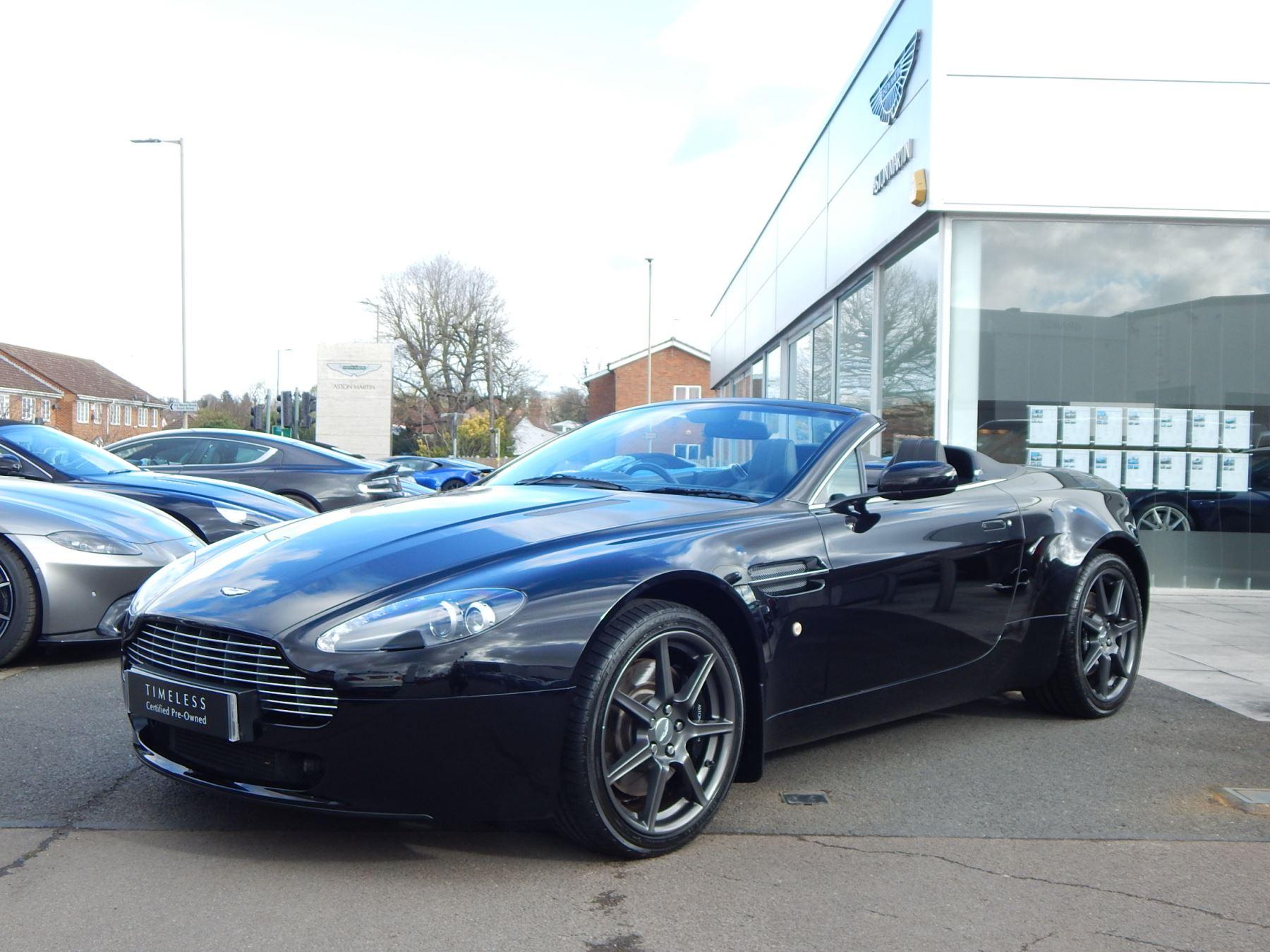 Aston Martin V8 Vantage Roadster 4.3 V8 Roadster image 3