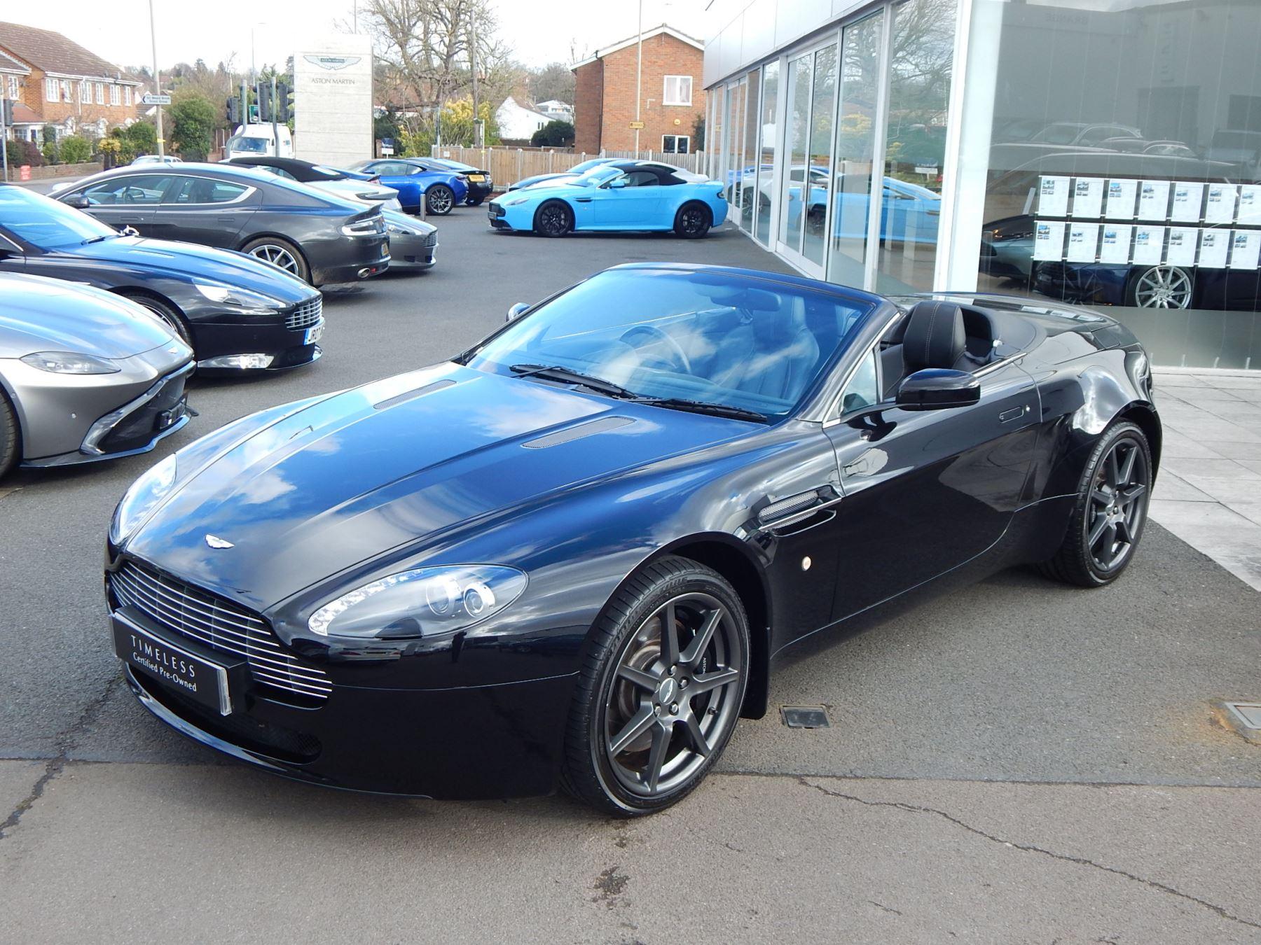 Aston Martin V8 Vantage Roadster 4.3 V8 Roadster image 4