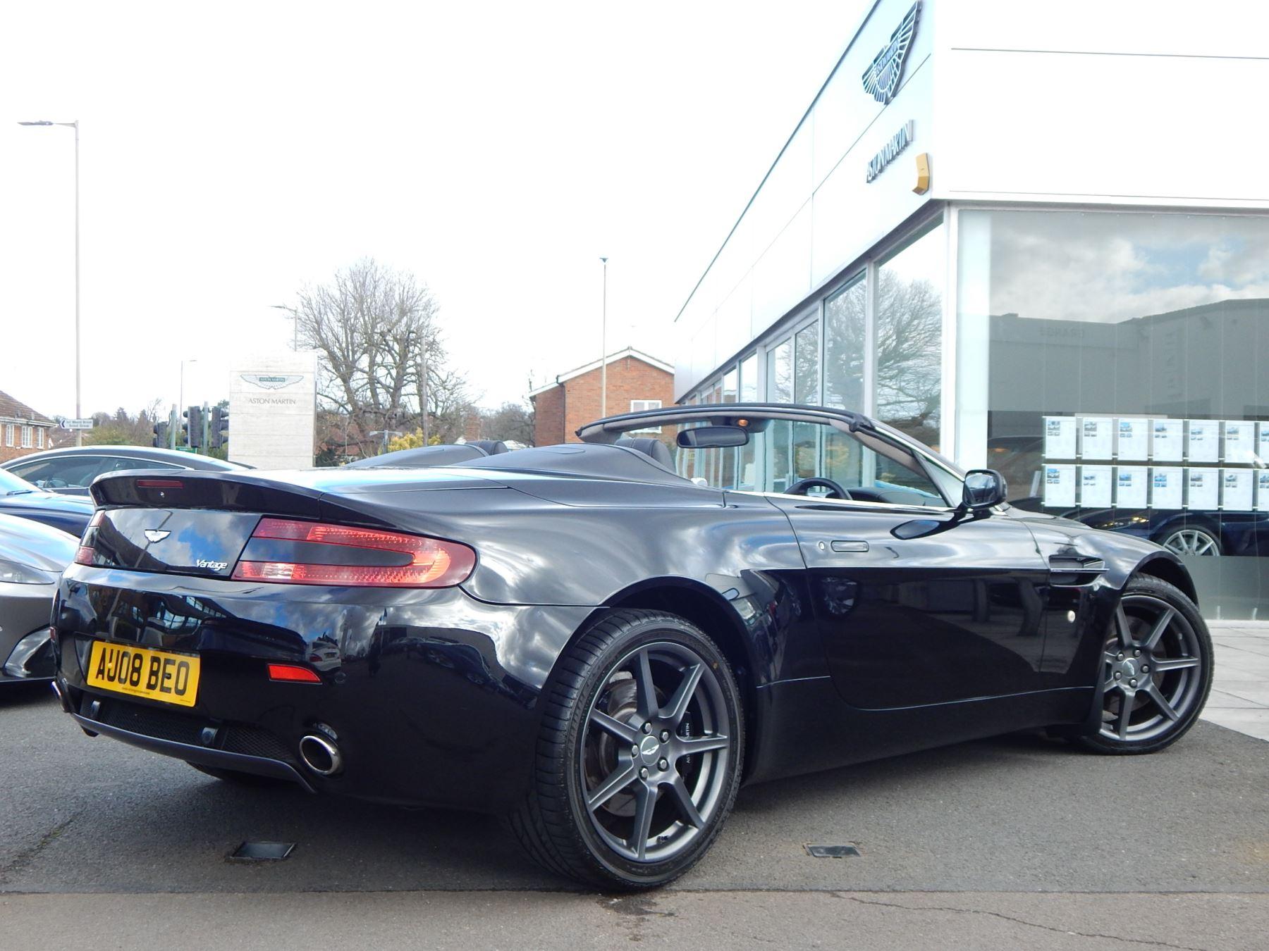 Aston Martin V8 Vantage Roadster 4.3 V8 Roadster image 15