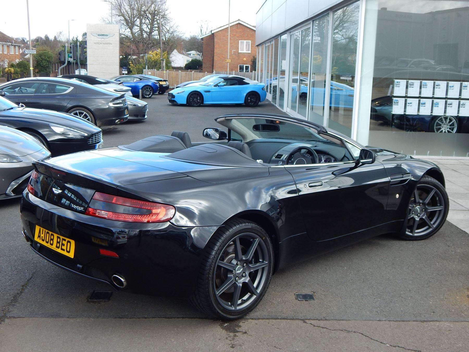 Aston Martin V8 Vantage Roadster 4.3 V8 Roadster image 16
