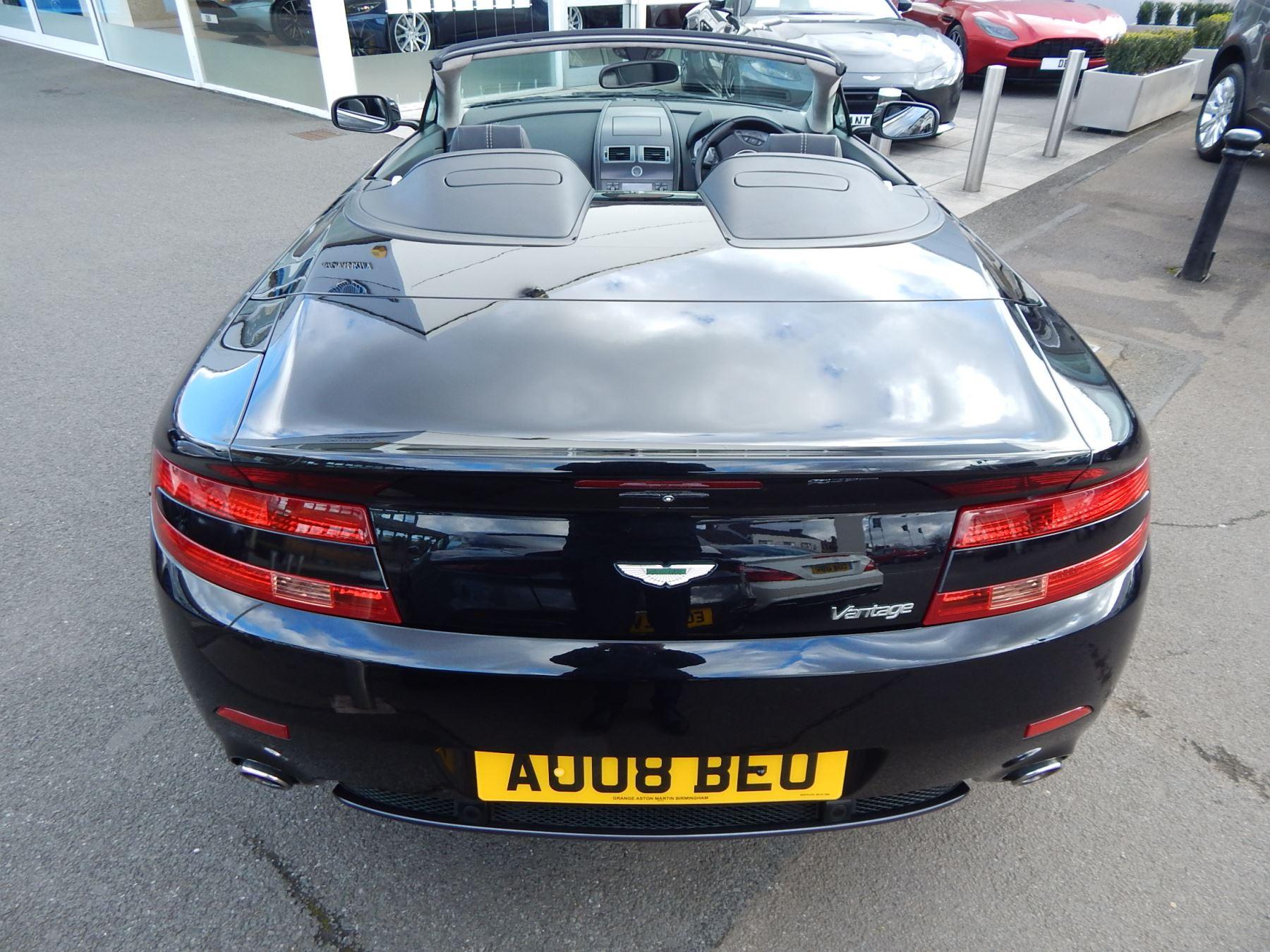 Aston Martin V8 Vantage Roadster 4.3 V8 Roadster image 18