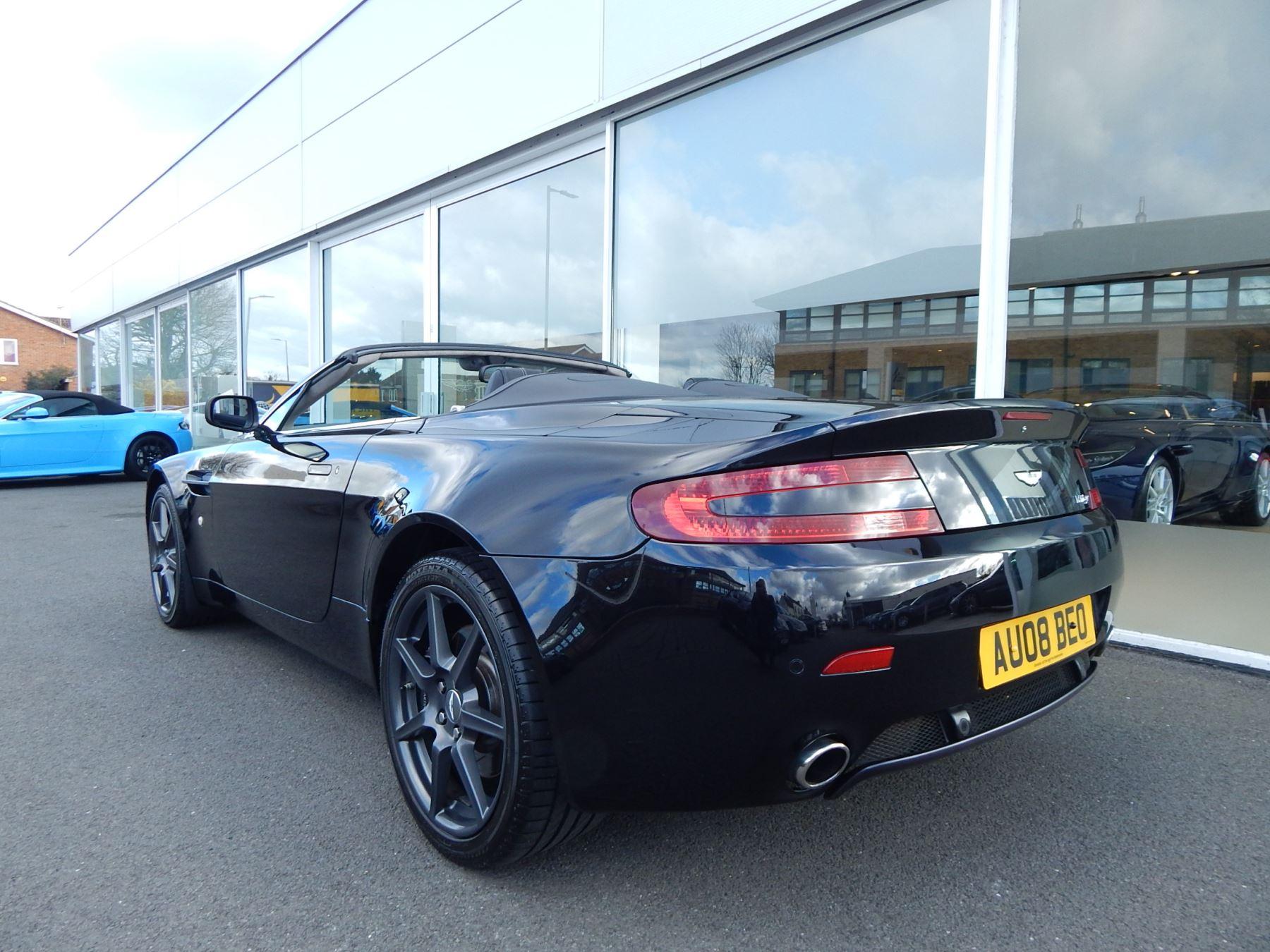 Aston Martin V8 Vantage Roadster 4.3 V8 Roadster image 19