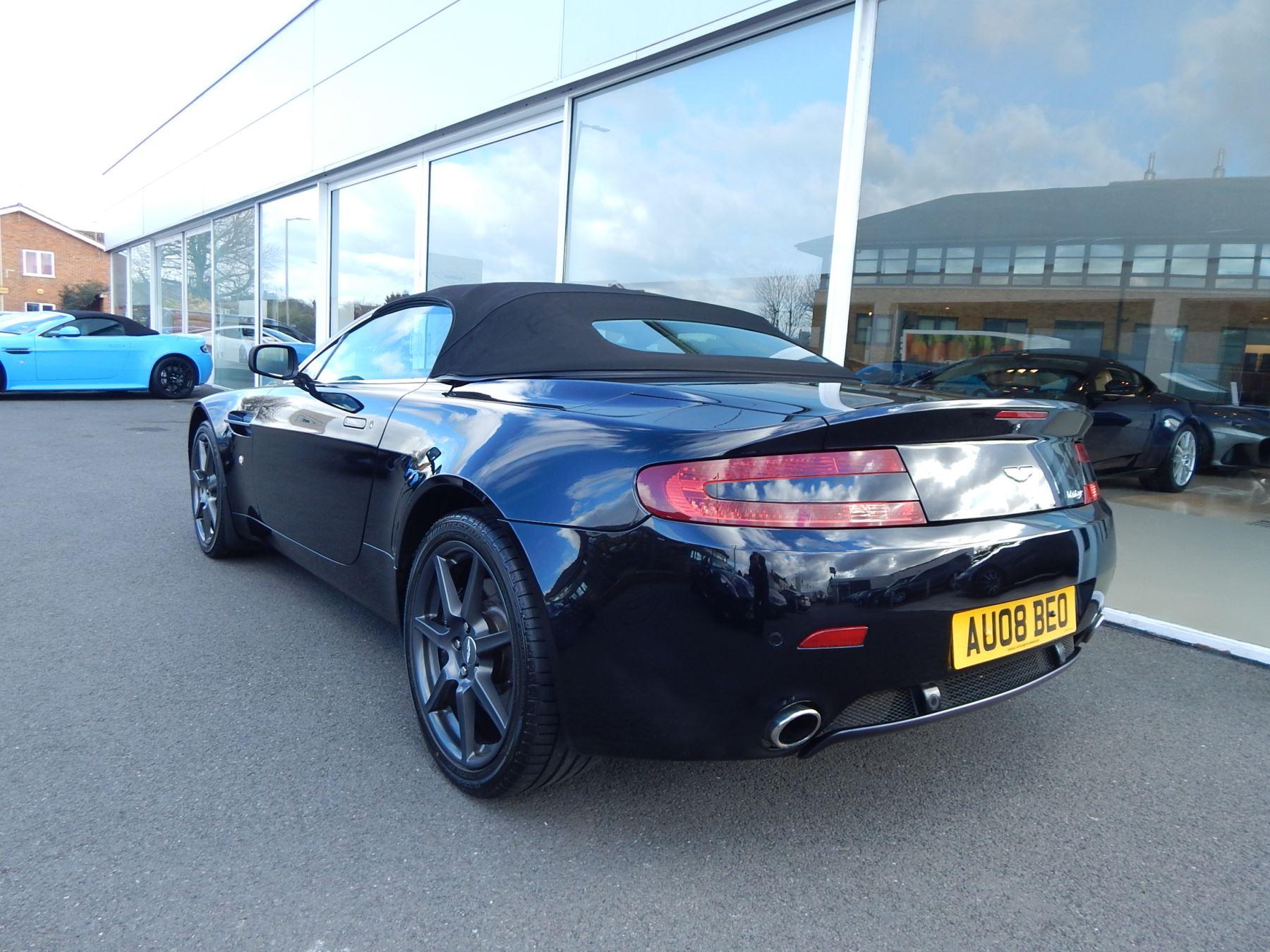 Aston Martin V8 Vantage Roadster 4.3 V8 Roadster image 21