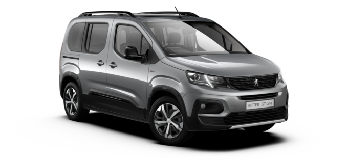 Peugeot Rifter - All-New Gt Line 1.5 BlueHDi 130