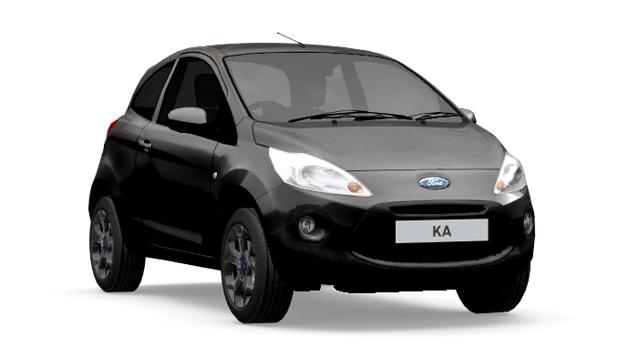Ford Ka   Zetec Black Edition Dr Image