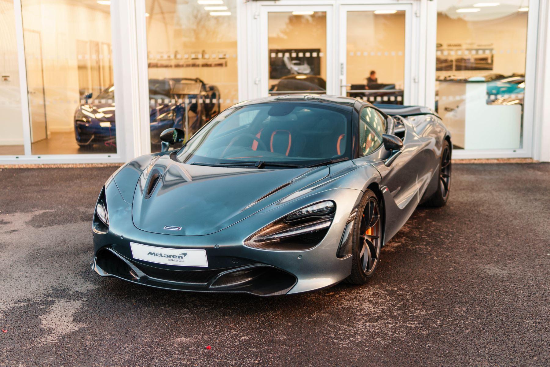 McLaren 720S Performance Coupe  image 2