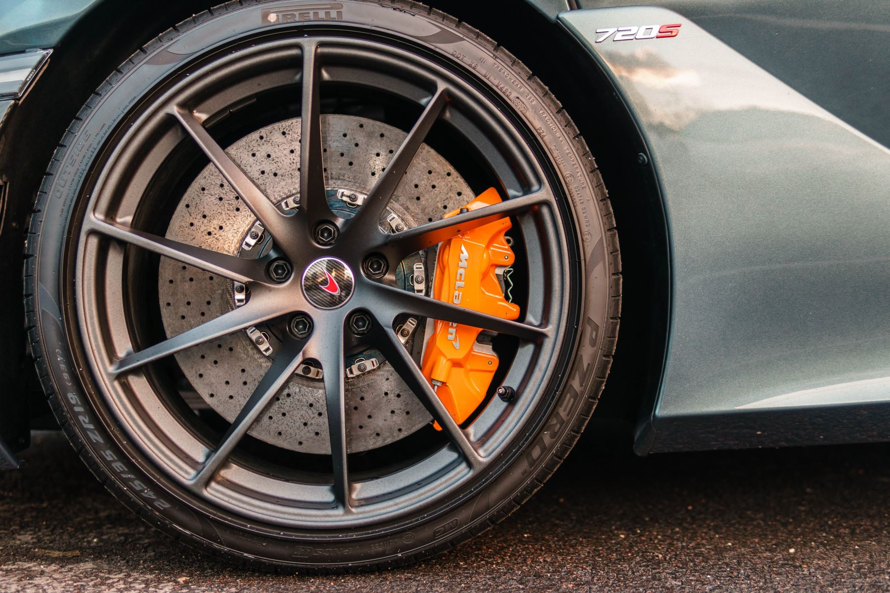 McLaren 720S Performance Coupe  image 40