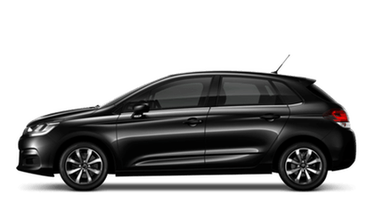 New Citroen C4 Cars