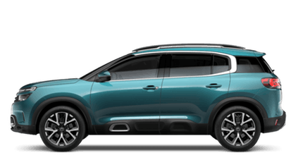 New Citroen C5 Aircross SUV Cars