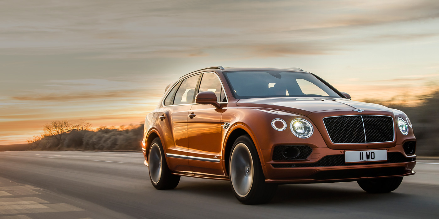 Bentley Bentayga Speed - Elegance meets exhilaration