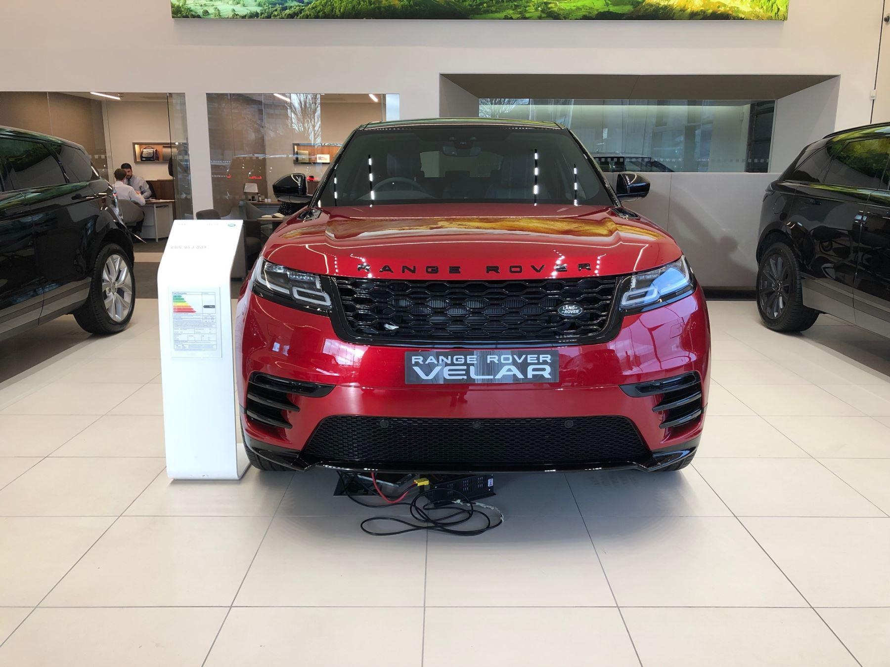Land Rover Range Rover Velar 2.0 D240 R-Dynamic SE Diesel Automatic 5 door Estate (19MY)