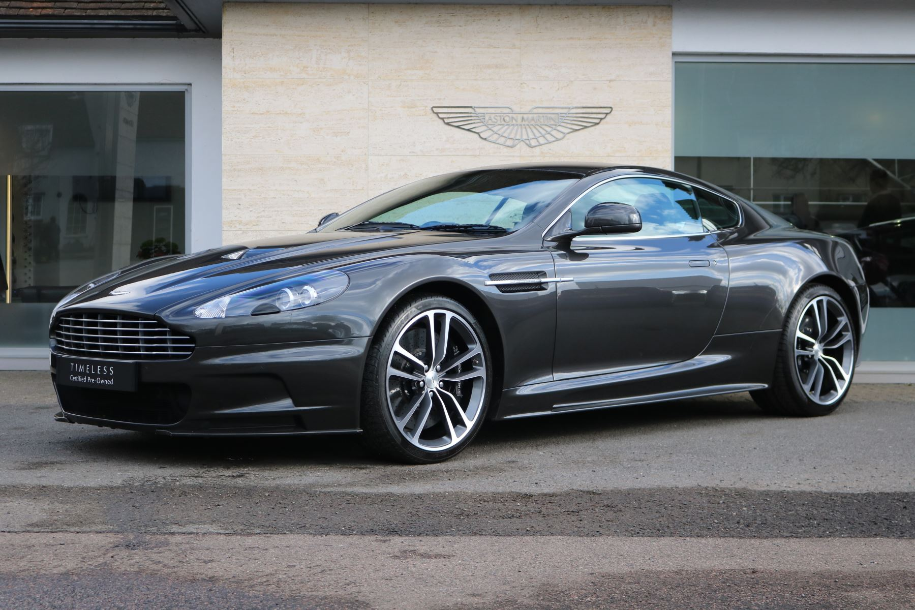 Aston Martin DBS V12 2dr Touchtronic 5.9 Automatic Coupe (2011) image