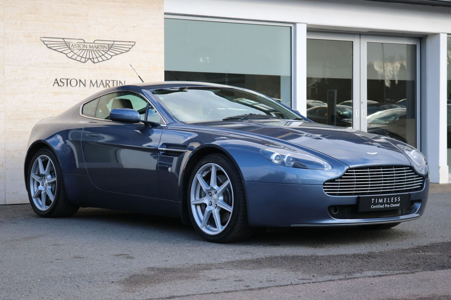aston martin v8 vantage coupe 2dr 4.3 3 door coupe (2007) at aston