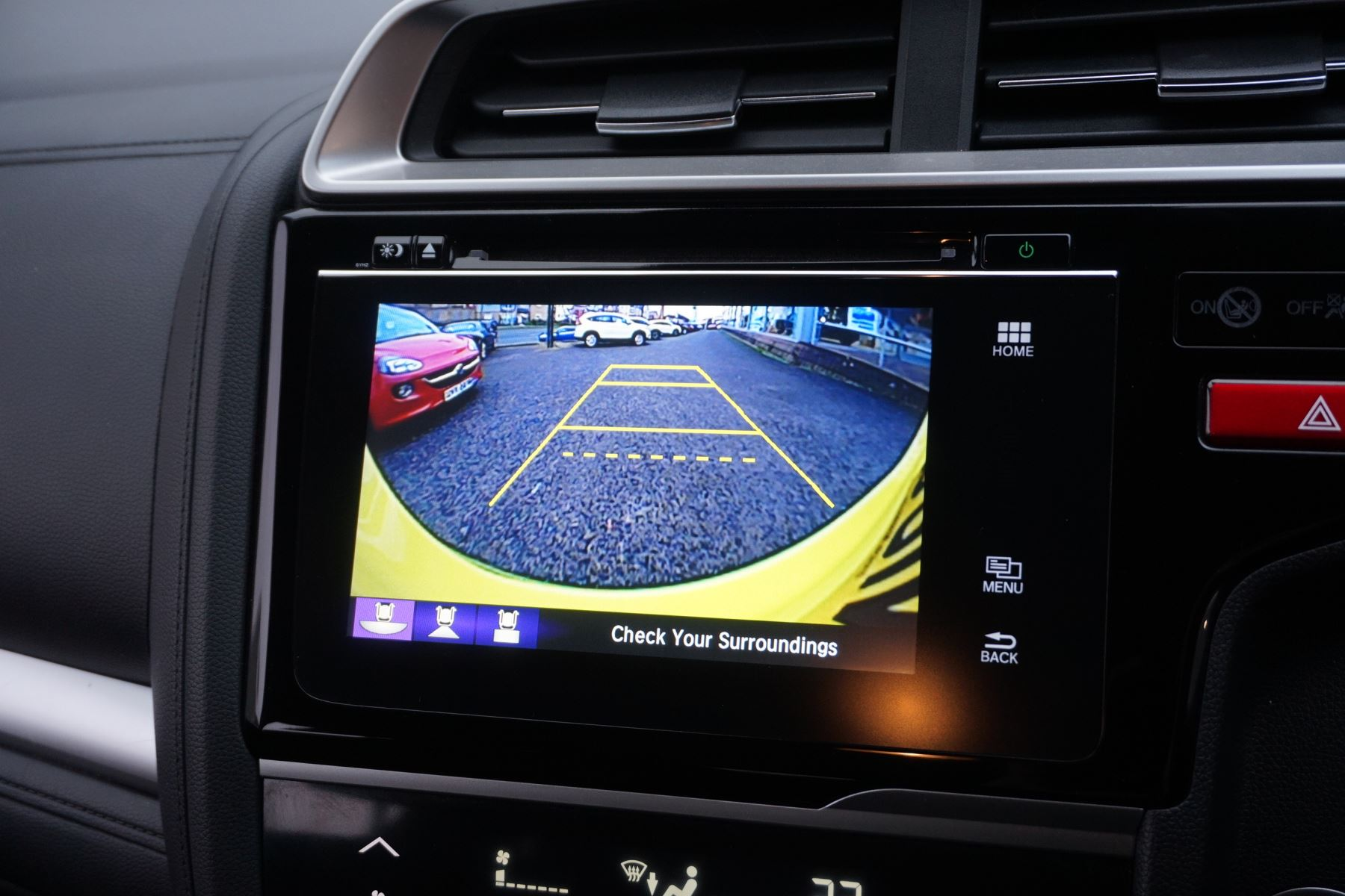 Honda Jazz 1.3 EX 5dr image 19
