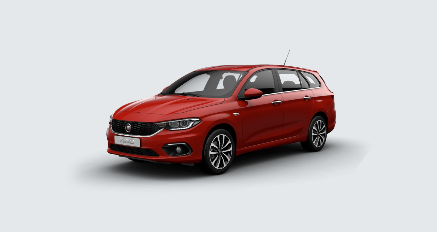 Fiat Tipo Station Wagon 1.4 Easy+ 5dr