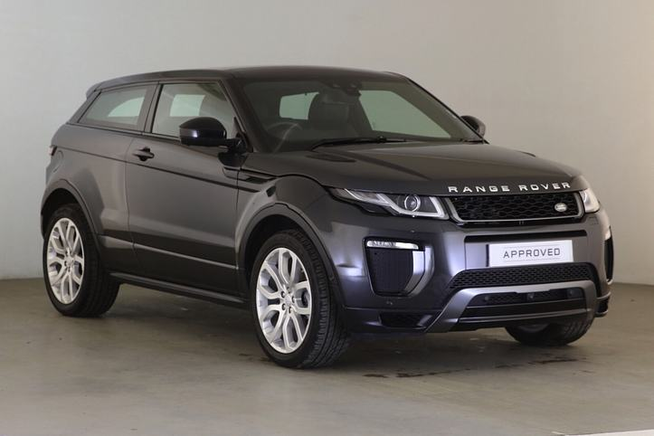 Land Rover Range Rover Evoque 2.0 TD4 HSE Dynamic Lux 3dr Diesel Automatic Coupe (2017)