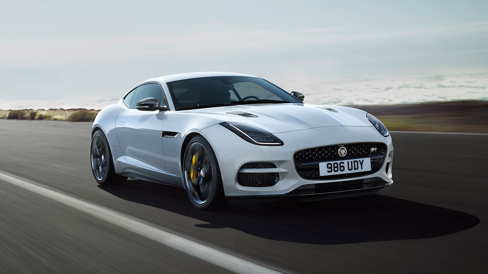 Jaguar F Type 2 0 Chequered Flag Special Editions 3 0 Automatic 2 Door Coupe 19my At Jaguar Barnet