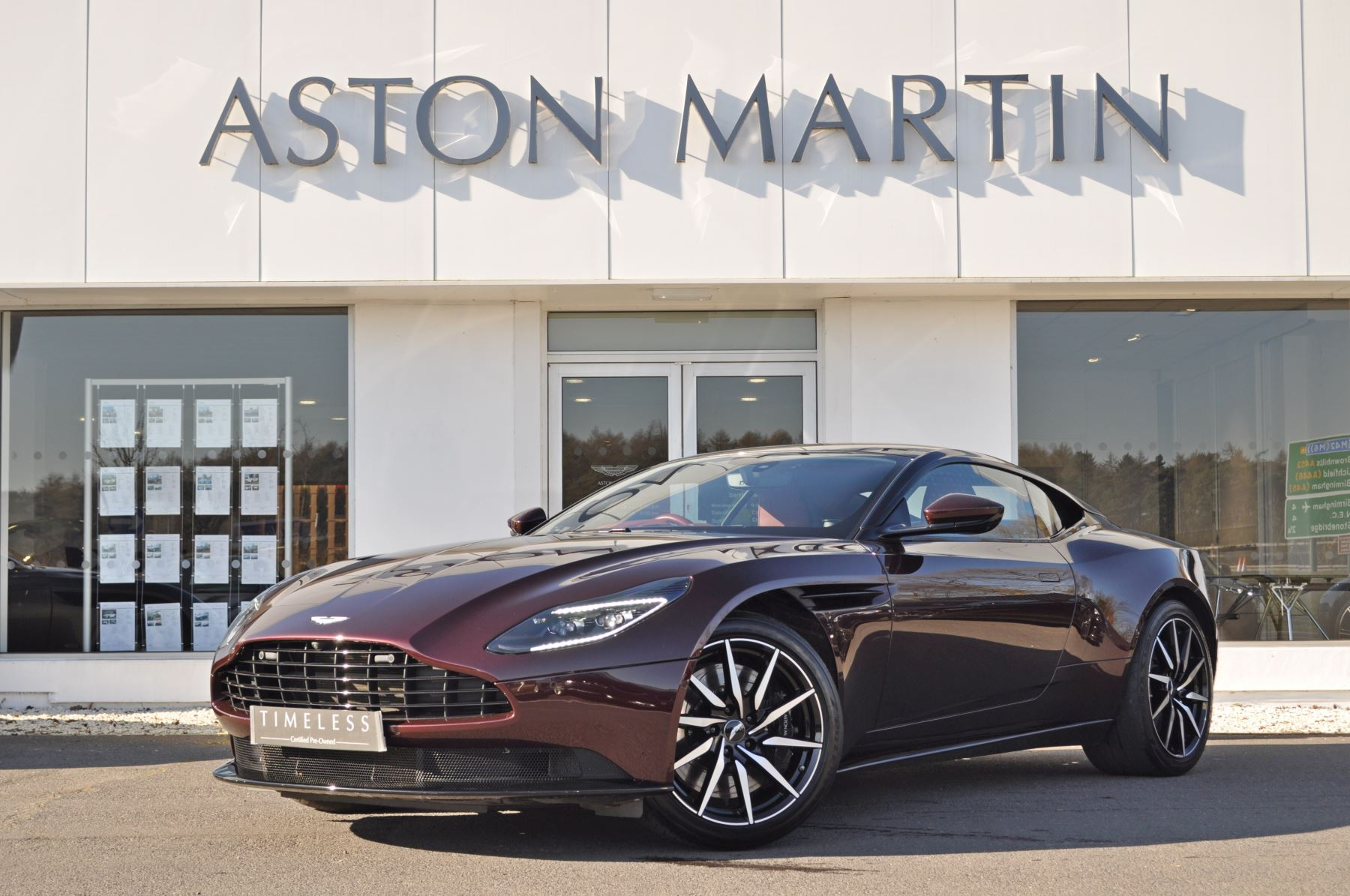 used - aston martin db11 cars for sale | grange