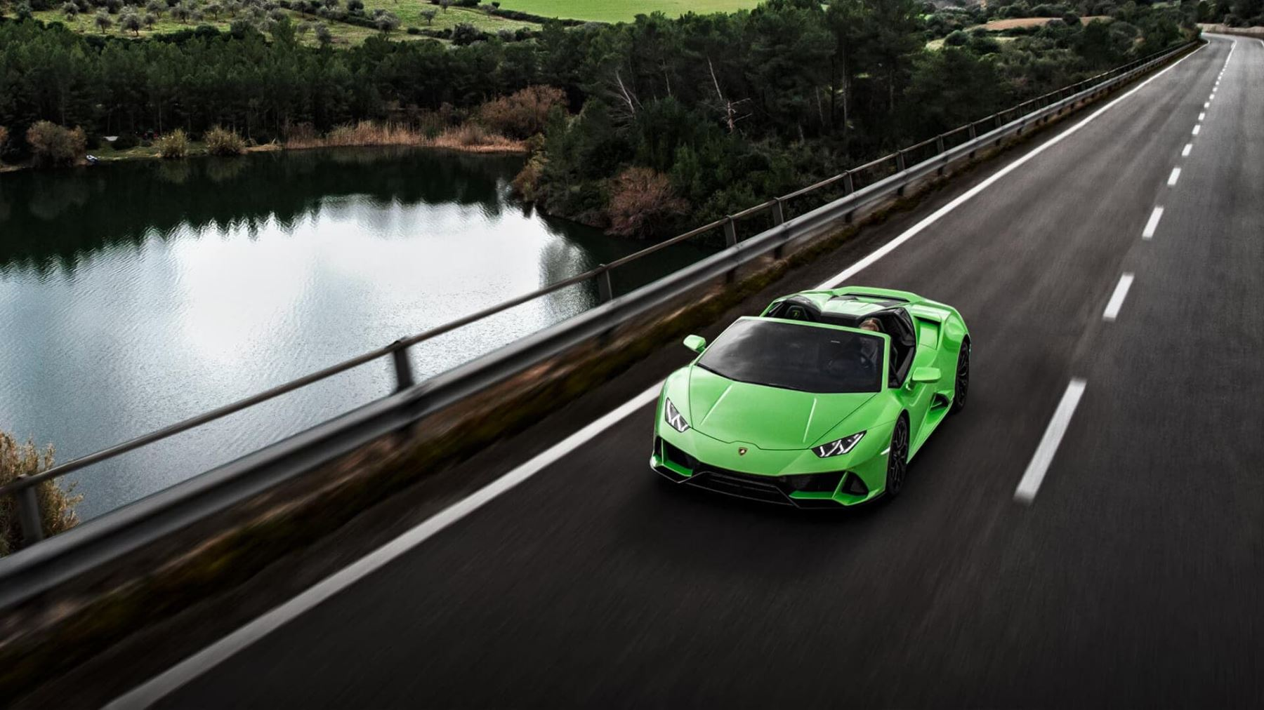 Lamborghini Huracan EVO Spyder - Every Day Amplified