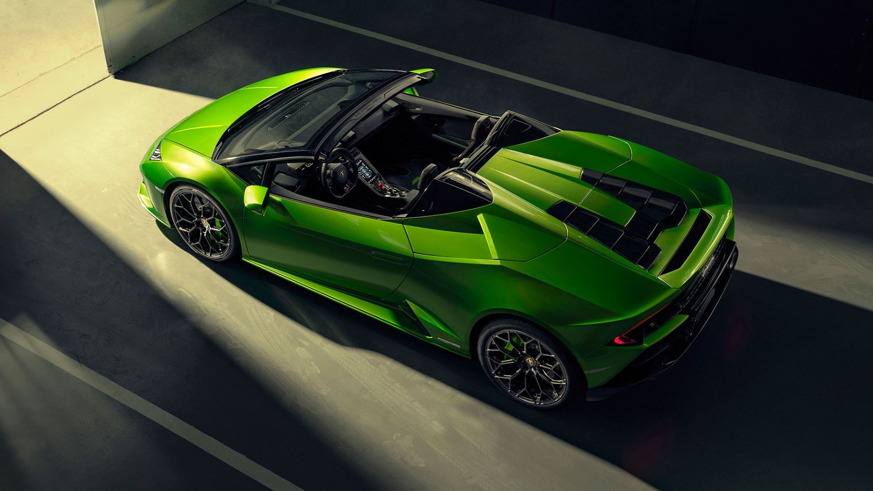 Lamborghini Huracan EVO Spyder - Every Day Amplified image 2