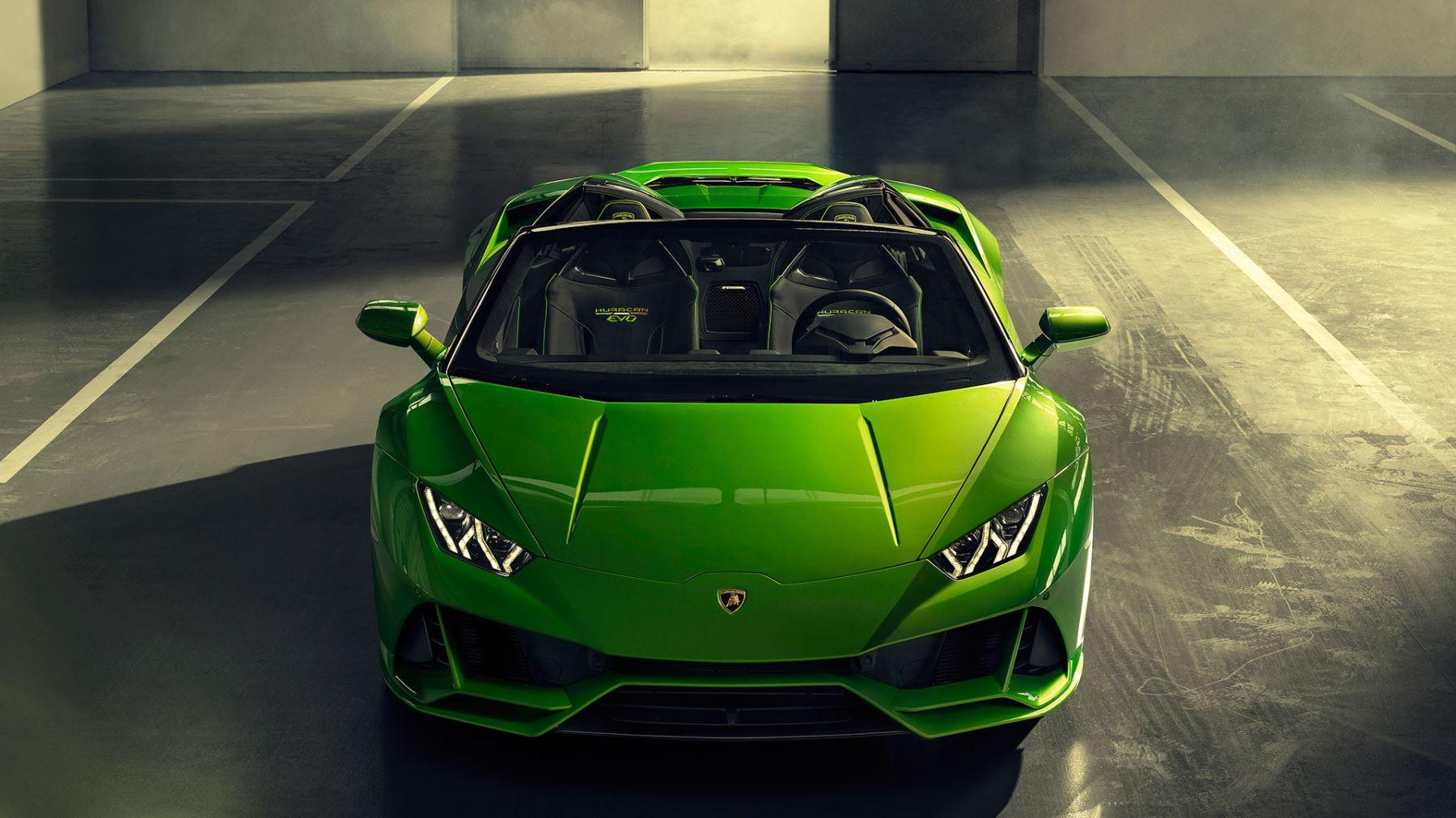 Lamborghini Huracan EVO Spyder - Every Day Amplified image 4