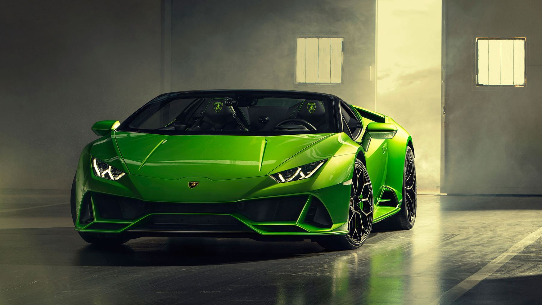 Lamborghini Huracan EVO Spyder - Every Day Amplified image 7