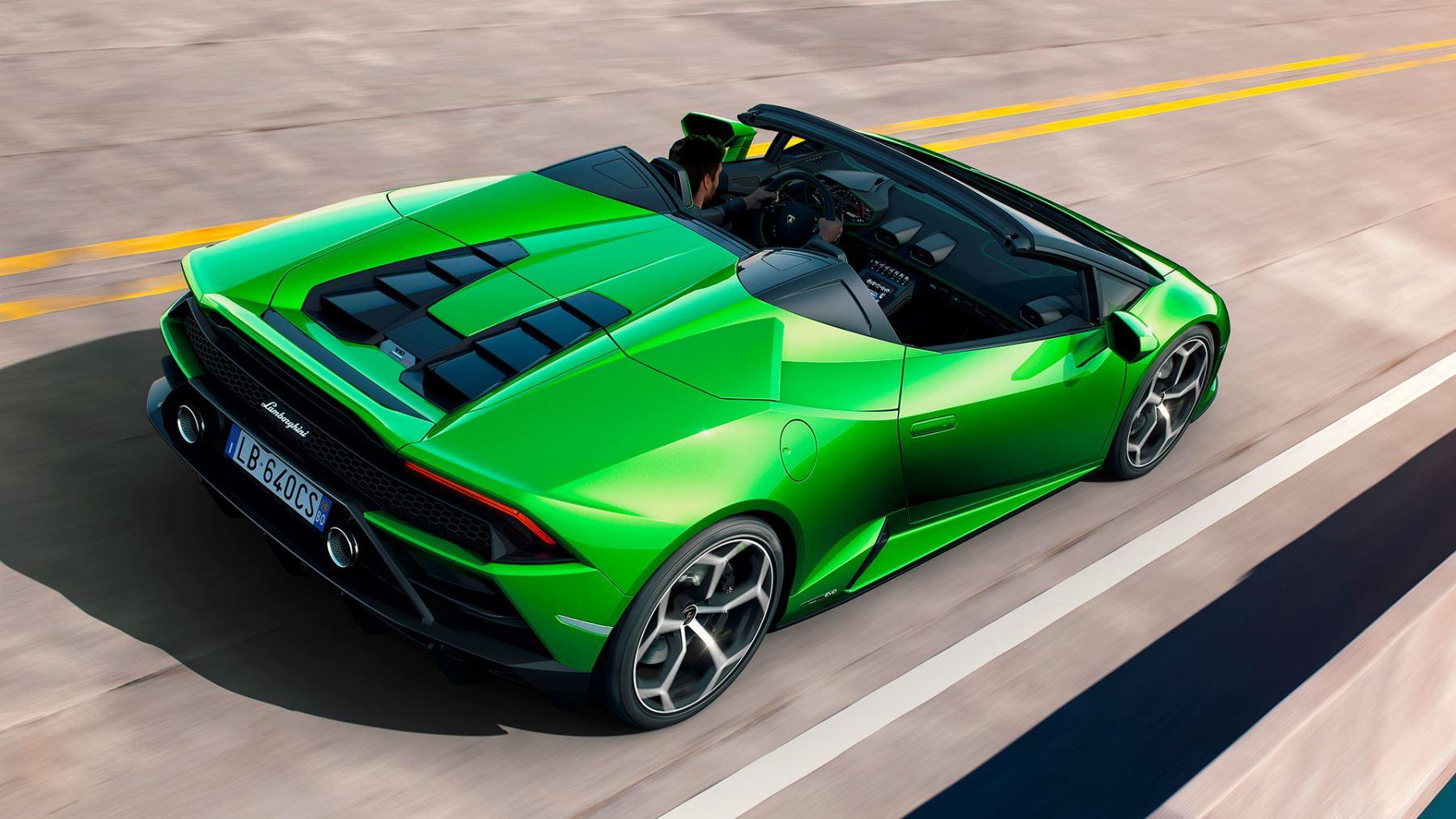 Lamborghini Huracan EVO Spyder - Every Day Amplified image 9