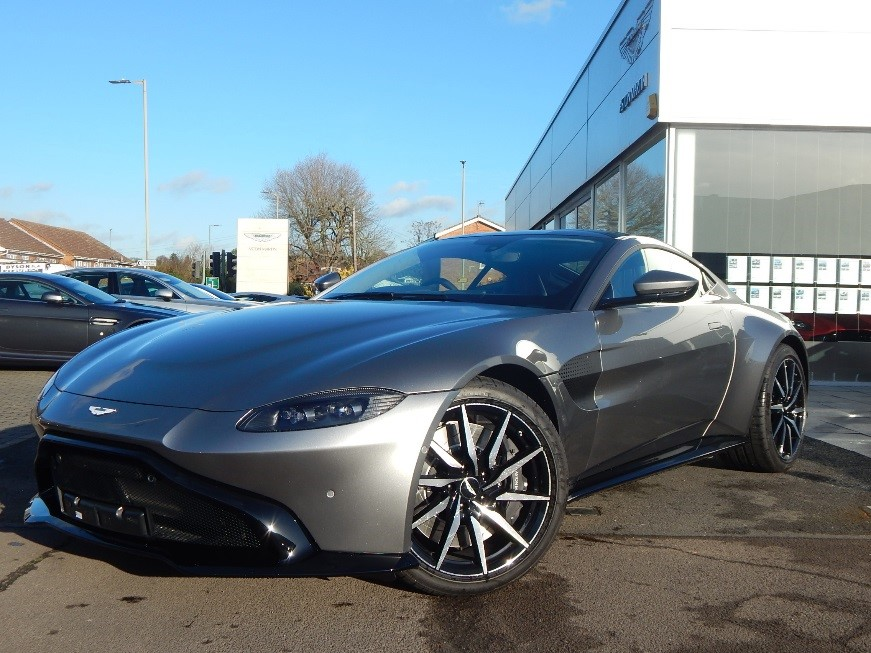 Aston Martin New Vantage ZF 8 Speed 4.3 Automatic 2 door Coupe (05MY) image