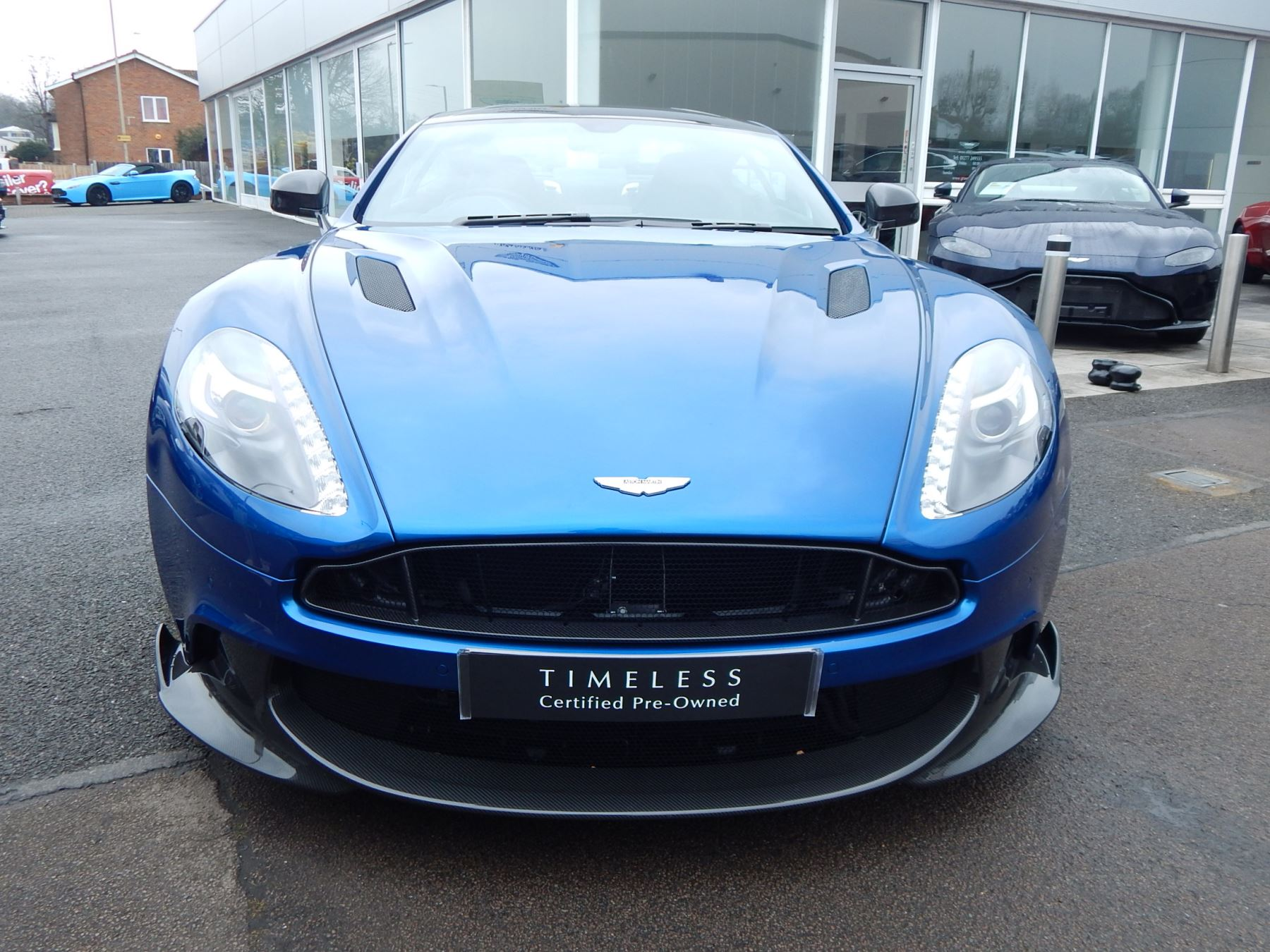 Aston Martin Vanquish V12 [595] S 2+2 2dr Touchtronic image 6