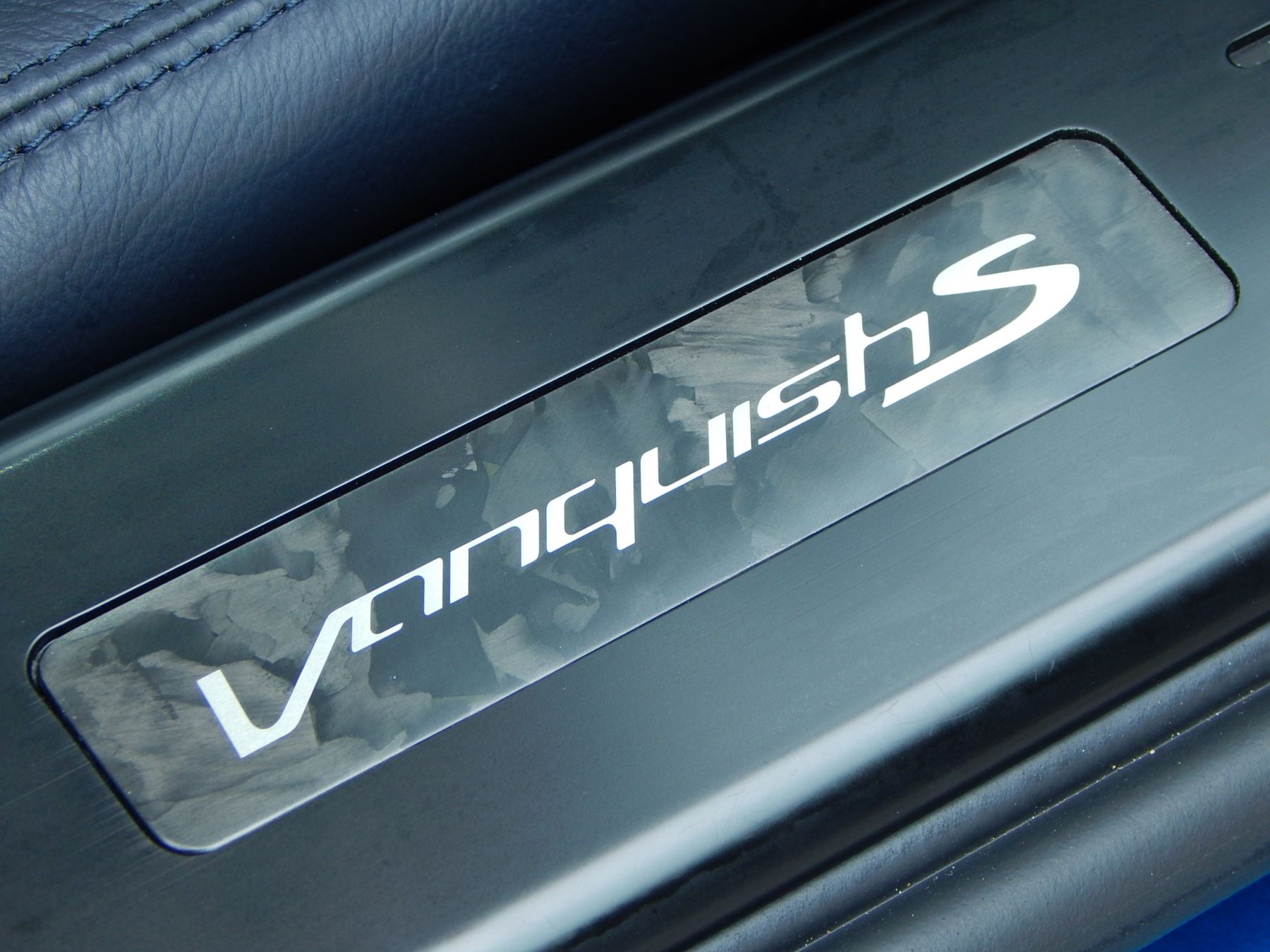 Aston Martin Vanquish V12 [595] S 2+2 2dr Touchtronic image 18