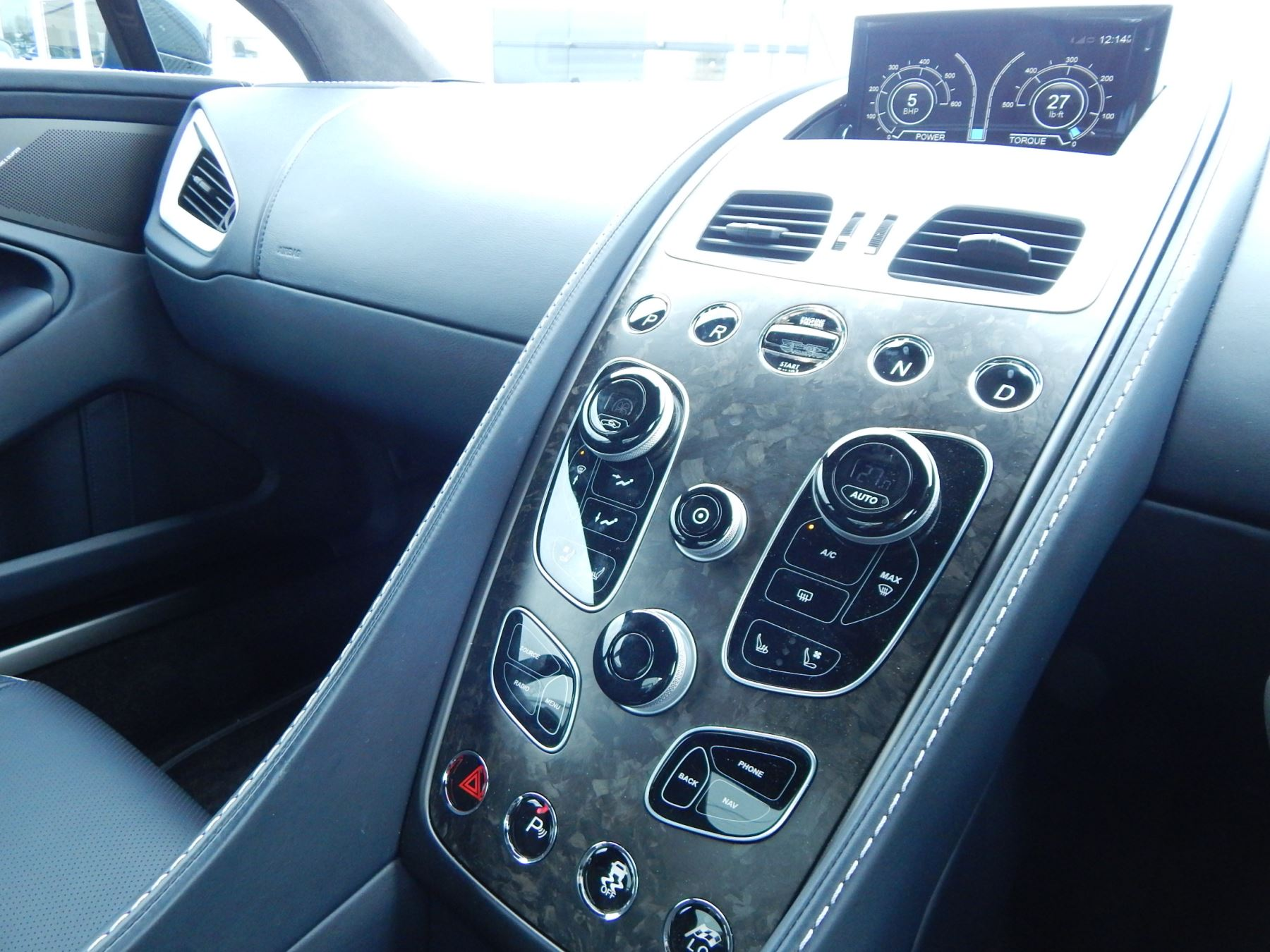 Aston Martin Vanquish V12 [595] S 2+2 2dr Touchtronic image 19